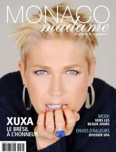 Couverture - Monaco Madame - mars 2014