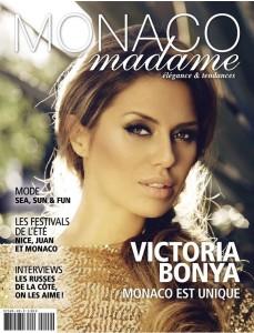 Couverture - Monaco Madame - juin 2014