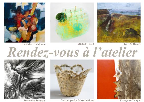 Ouverture Ateliers - MAPRA - Les Petites Roches - 01